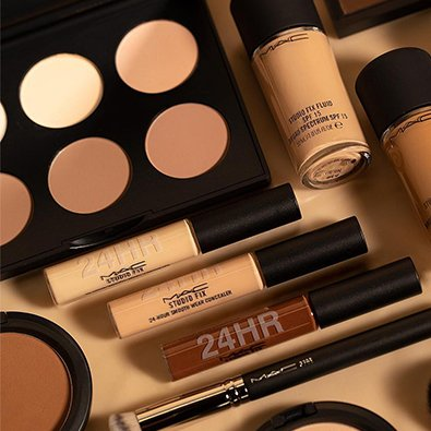 SHOP MAC COSMETICS