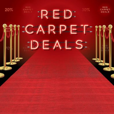 SHOP RED CARPET DEALS