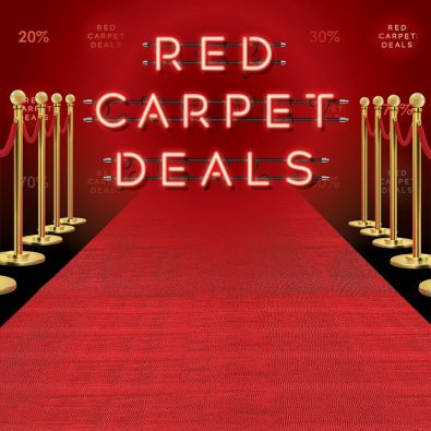 SHOP RED CARPET DEALS