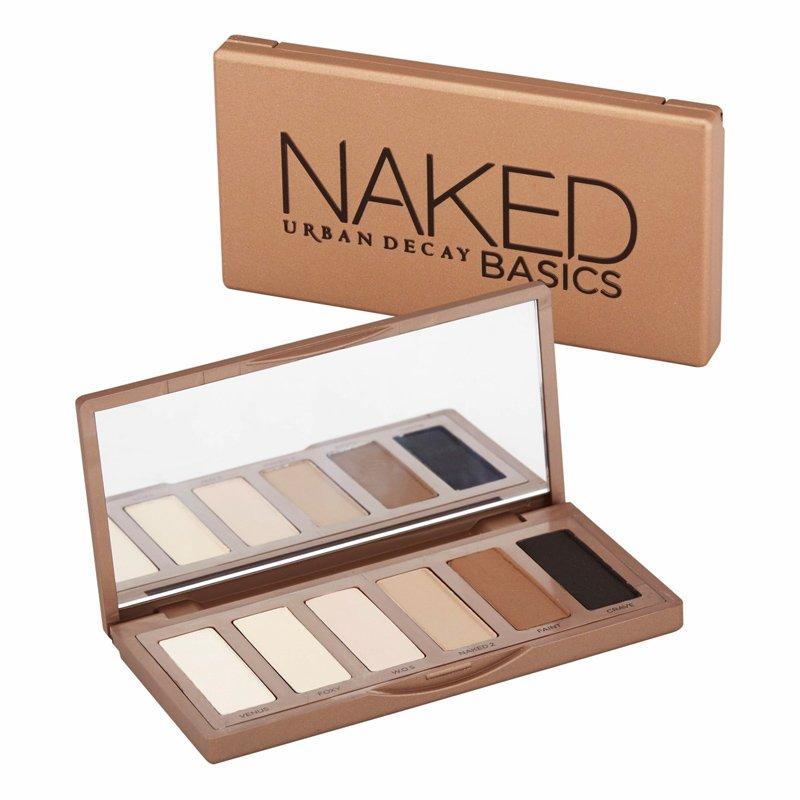 Urban Decay Naked Ultimate Basics Palette - Lets talk beauty